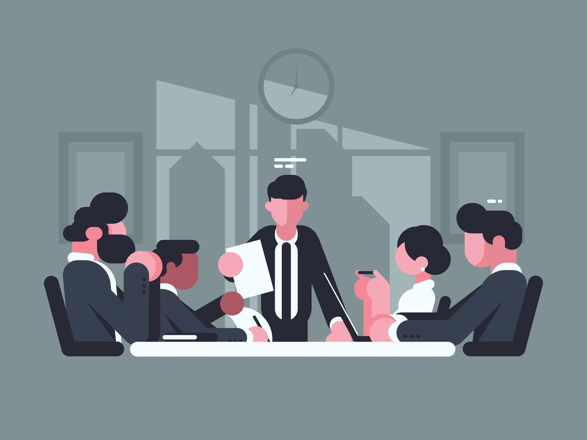 Proper Accounting - član uprave stranac